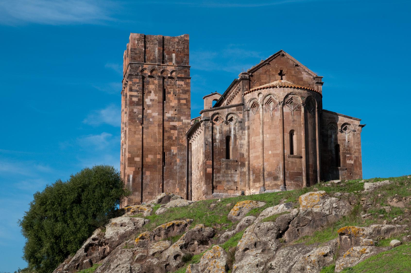 Sant'Antioco a Ozieri: la chiesa e i suoi simboli misteriosi