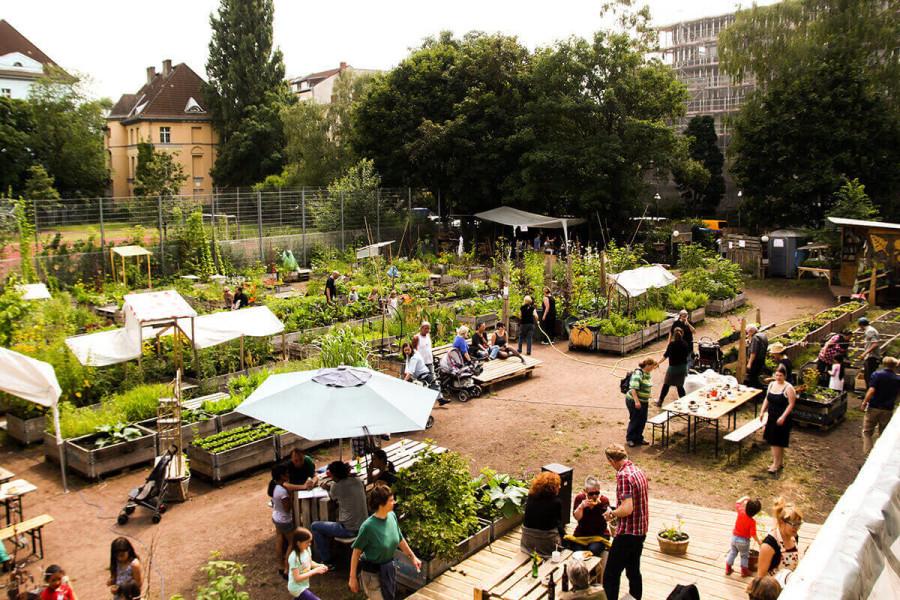 orti e giardini urbani in italia e in sardegna