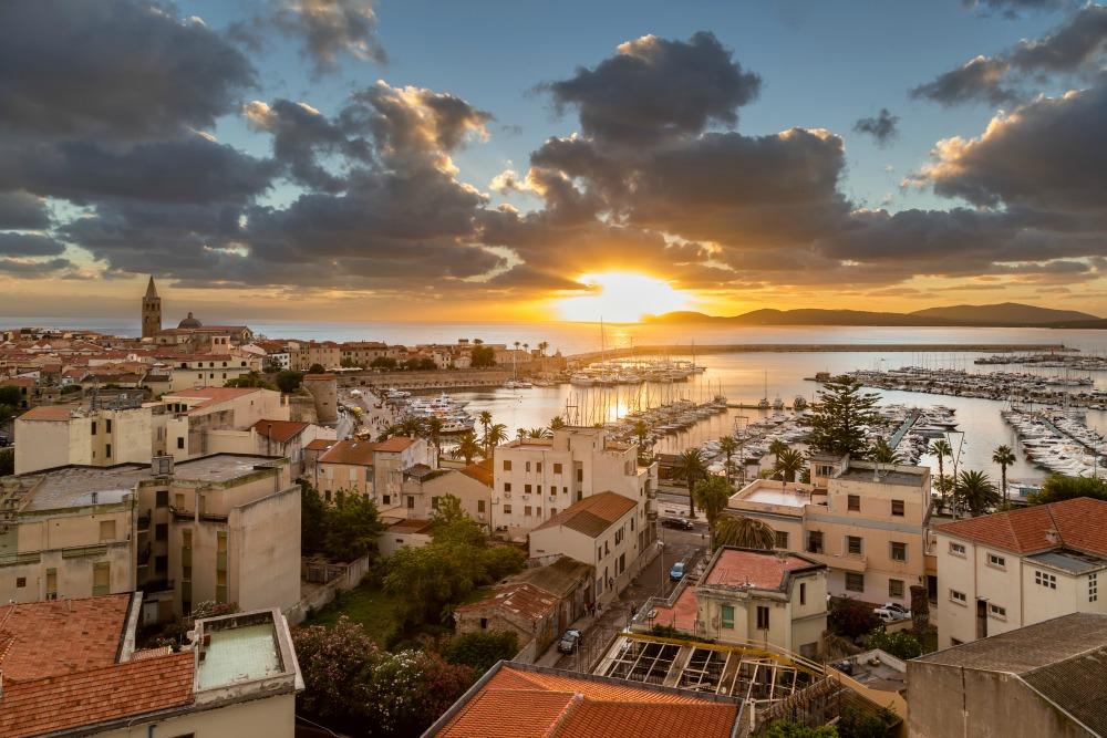 north sardinia cities Alghero