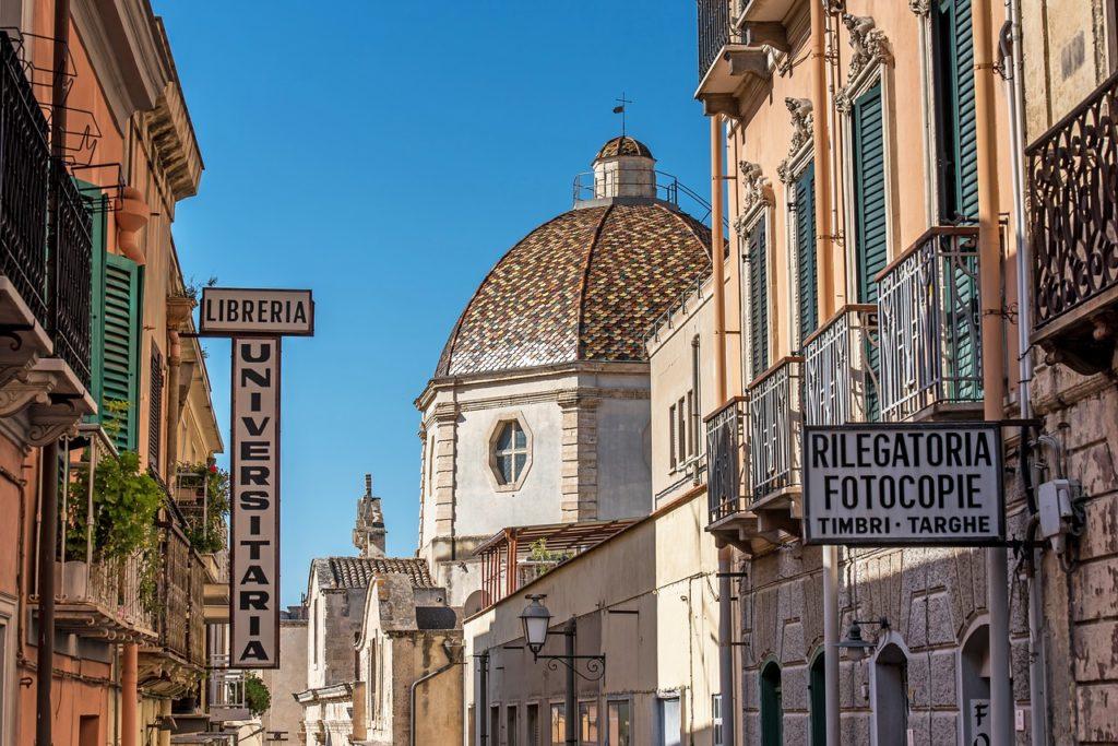 pics of Cagliari old town