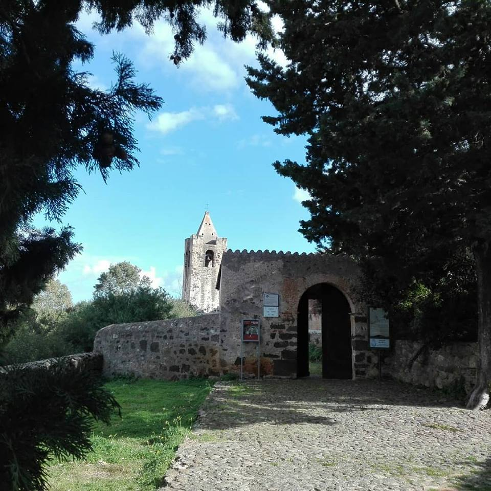 Galtellì sardinia church