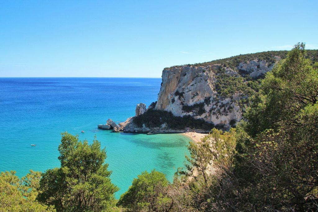 image of sardinian coasts