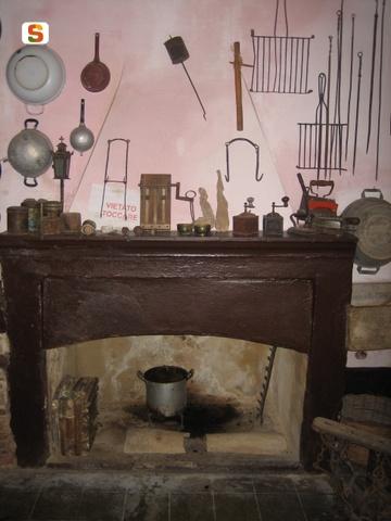 casa museo di sadali sa Omu e' tzia Cramella