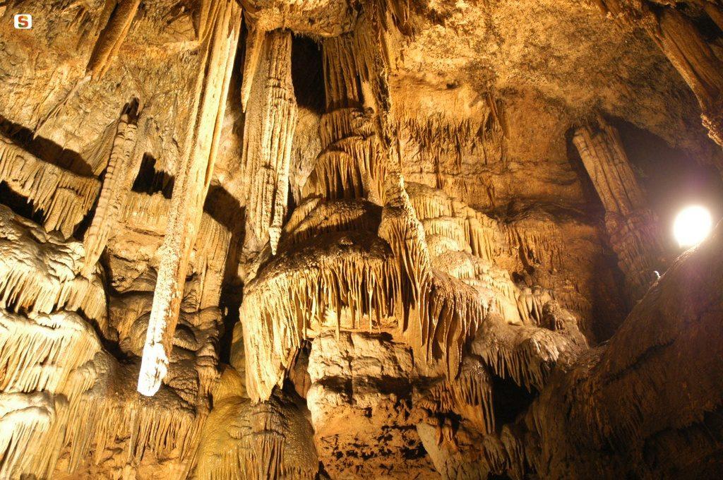 Grotte is janas a Sadali