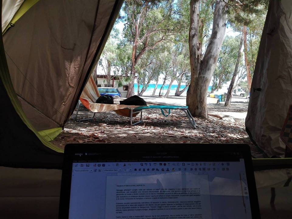 Sardinia Campsites On The Beach: The Best Camping Site