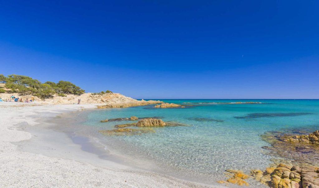 cala liberotto beach