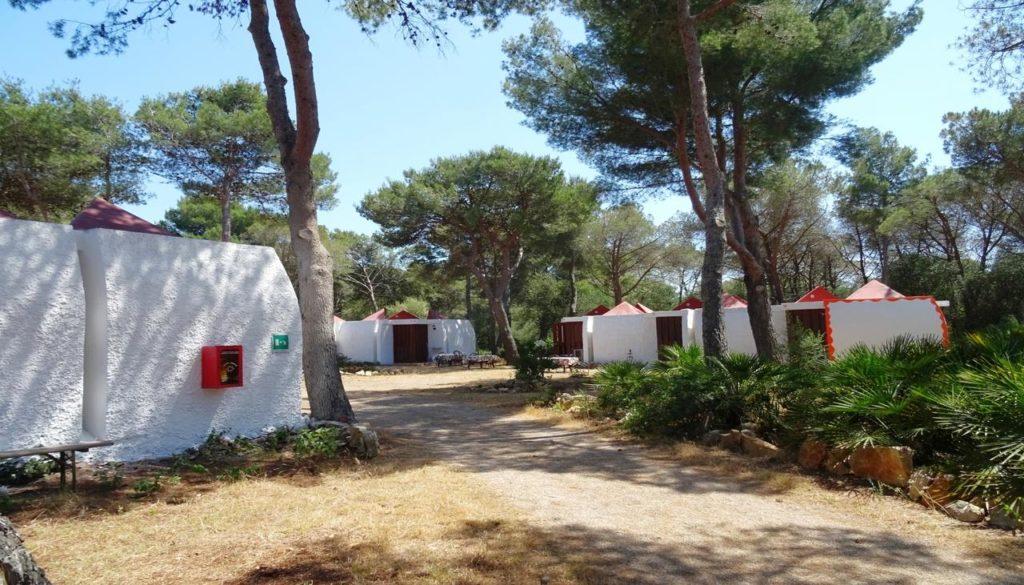 villaggio nurral campsite in alghero