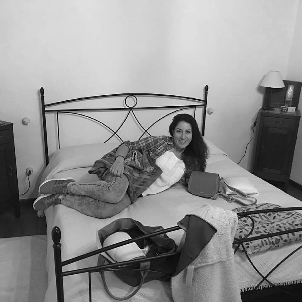 b&b Sa Pardina in Orroli, bedroom