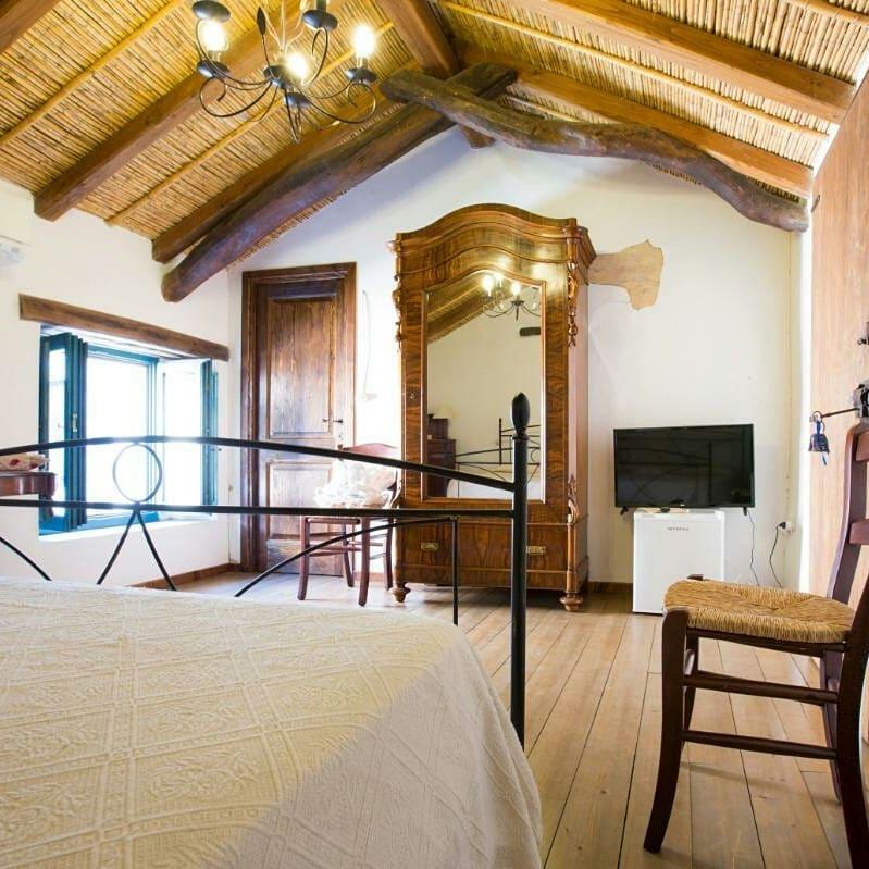 Sa Pardina b&b bedroom
