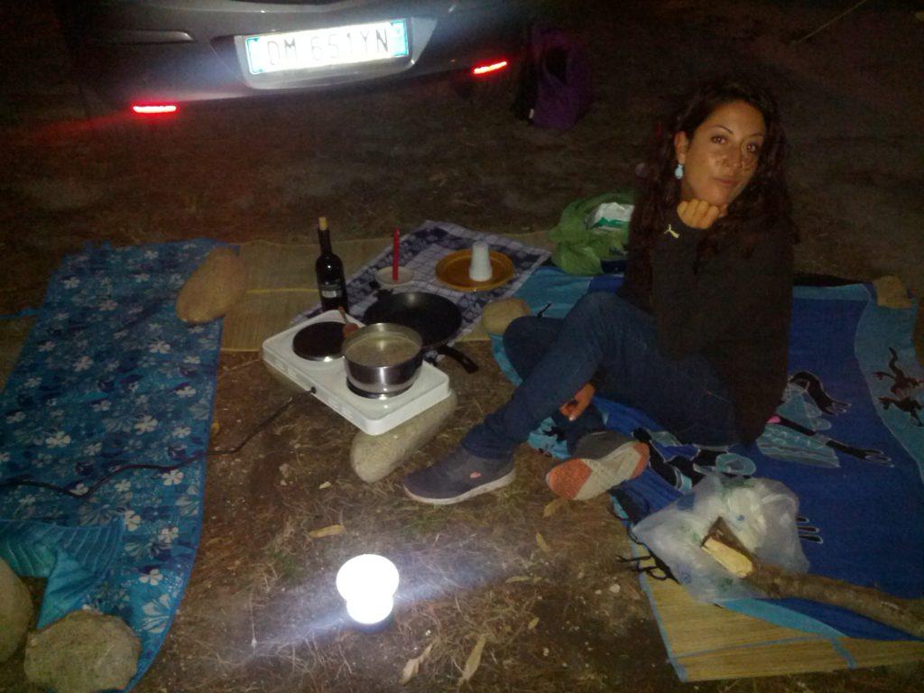 campsite orosei