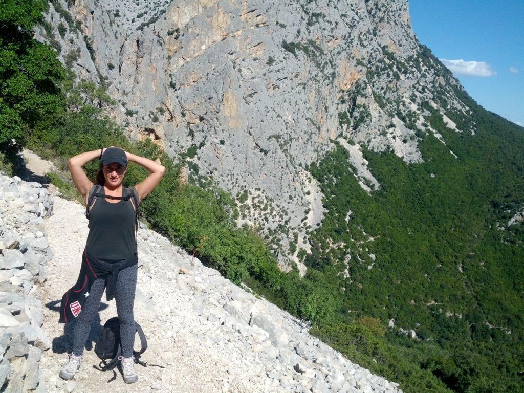 trekking Gorropu Goroppu