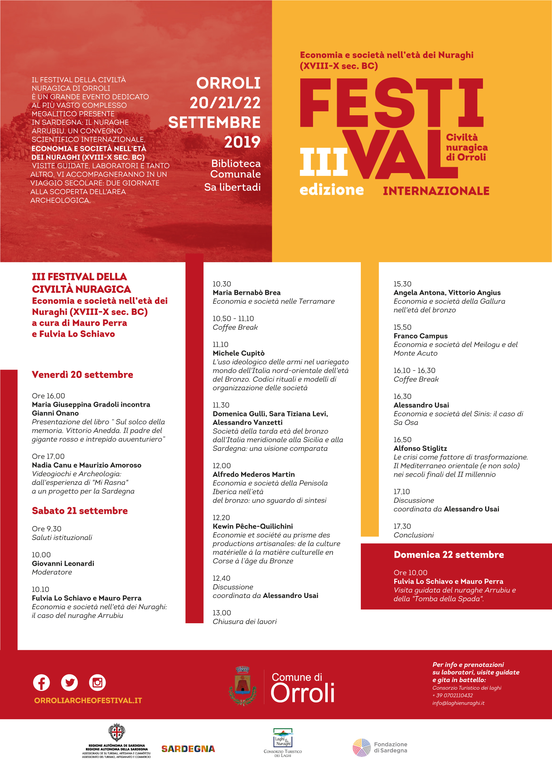 festival orroli locandina
