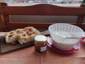 Very good breakfast Da Zietto B&B Cala Gonone Dorgali