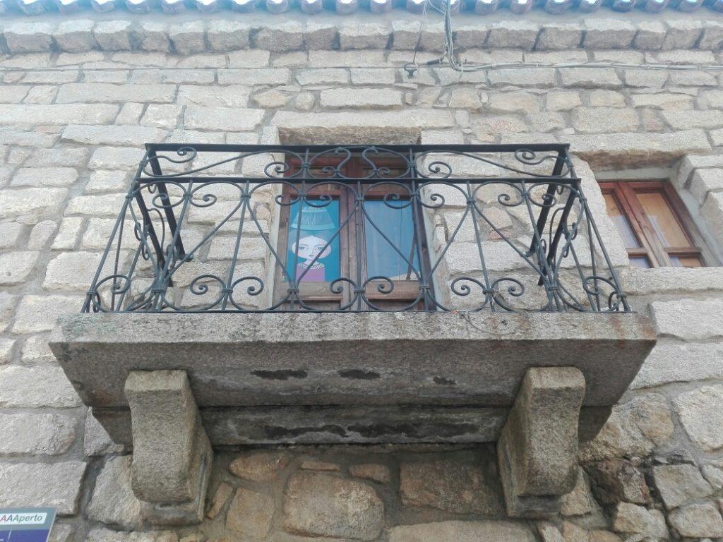 balcone Aggius