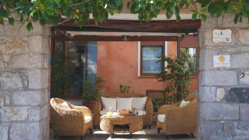 Bed&Breakfast in Gonnesa, Domus de Janas