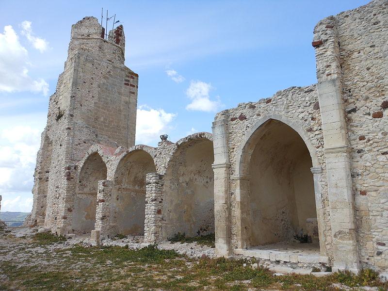castello in sardegna
