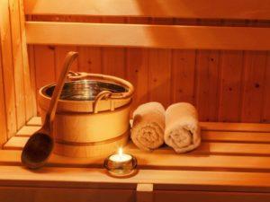 sauna hotel cualbu a fonni