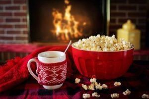 tazza cappuccino natalizia