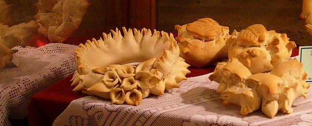 Pani di Natale in Sardegna: i segreti del pane e dei dolci natalizi sardi