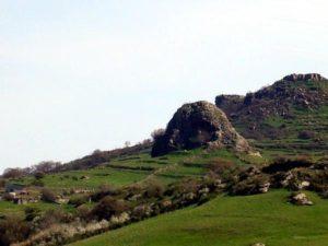 rocca di giave in sardegna