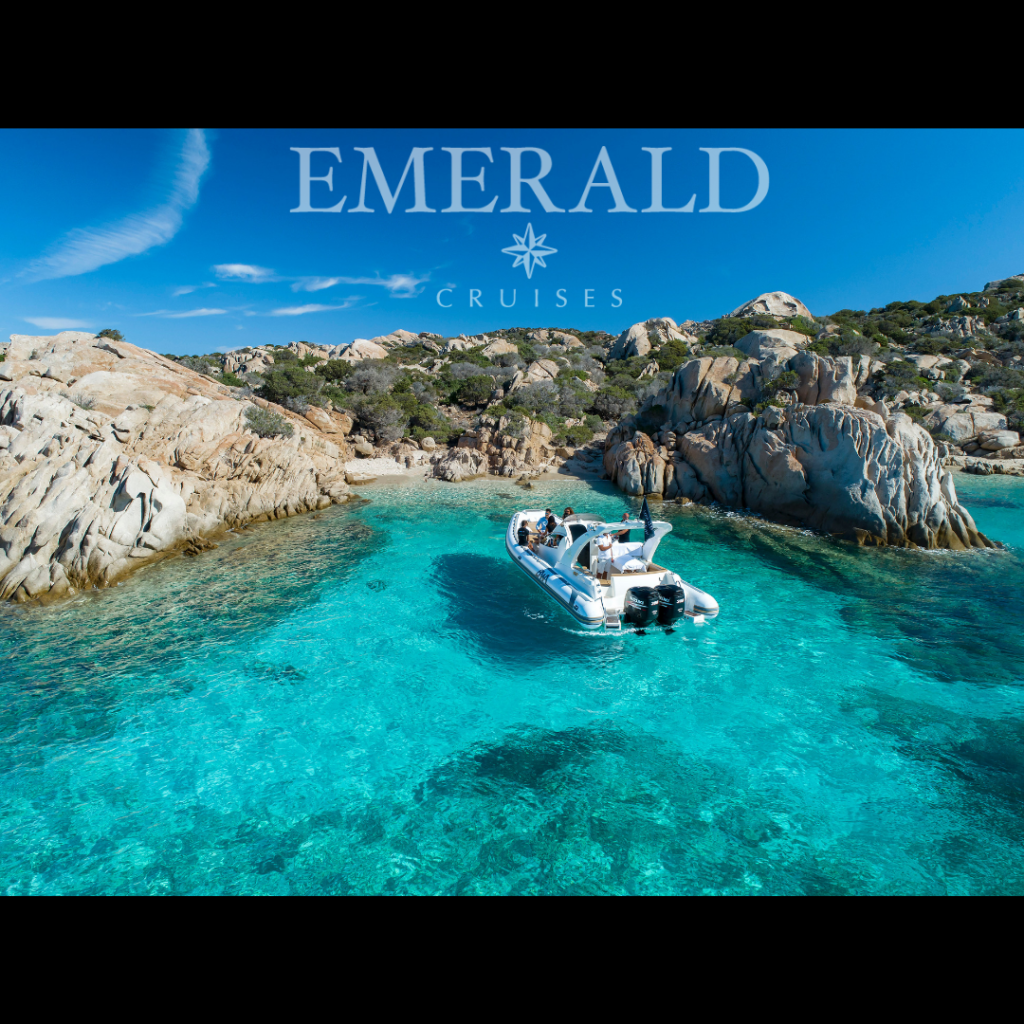 Emerald Cruises excursions on islands of North Sardinia