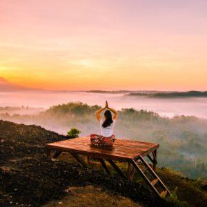 yoga in sardegna supramonte