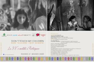 programma dont touch my children