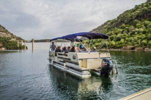 battello sul lago cedrino di dorgali