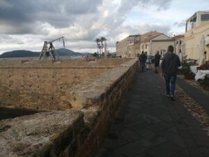 mura di Alghero