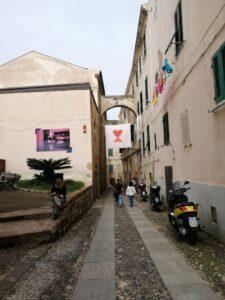il borgo di Alghero