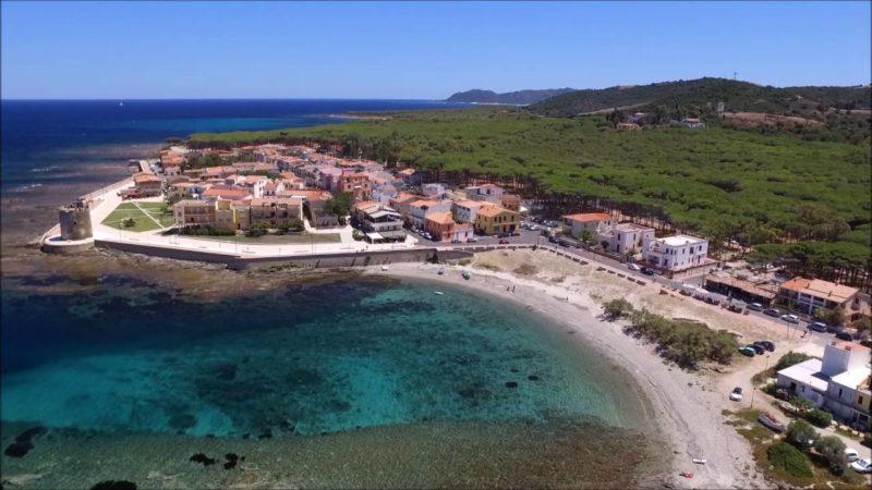 Santa Lucia a Siniscola, il bel borgo sul mare e la sua storia