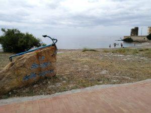 spiaggia delle barche siniscola