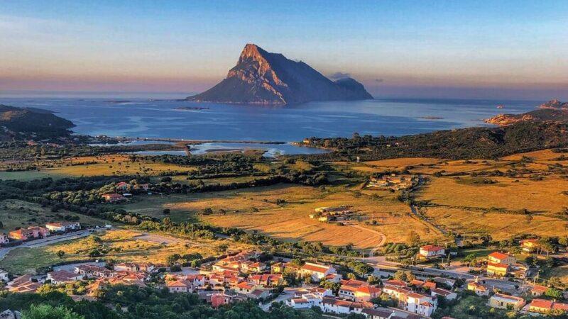 Monte Ruju a Loiri Porto San Paolo: il nuovo parco con vista Tavolara