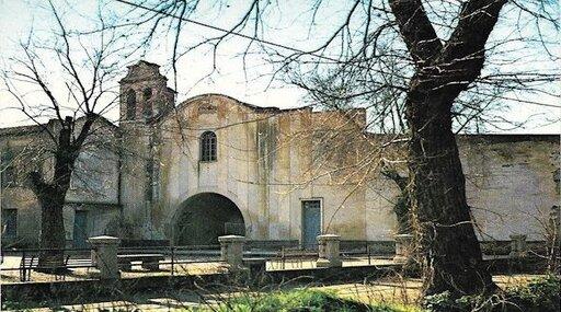 convento santa lucia san gavino sardegna