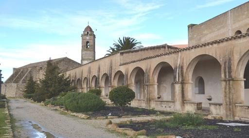 ex convento san francesco mandas